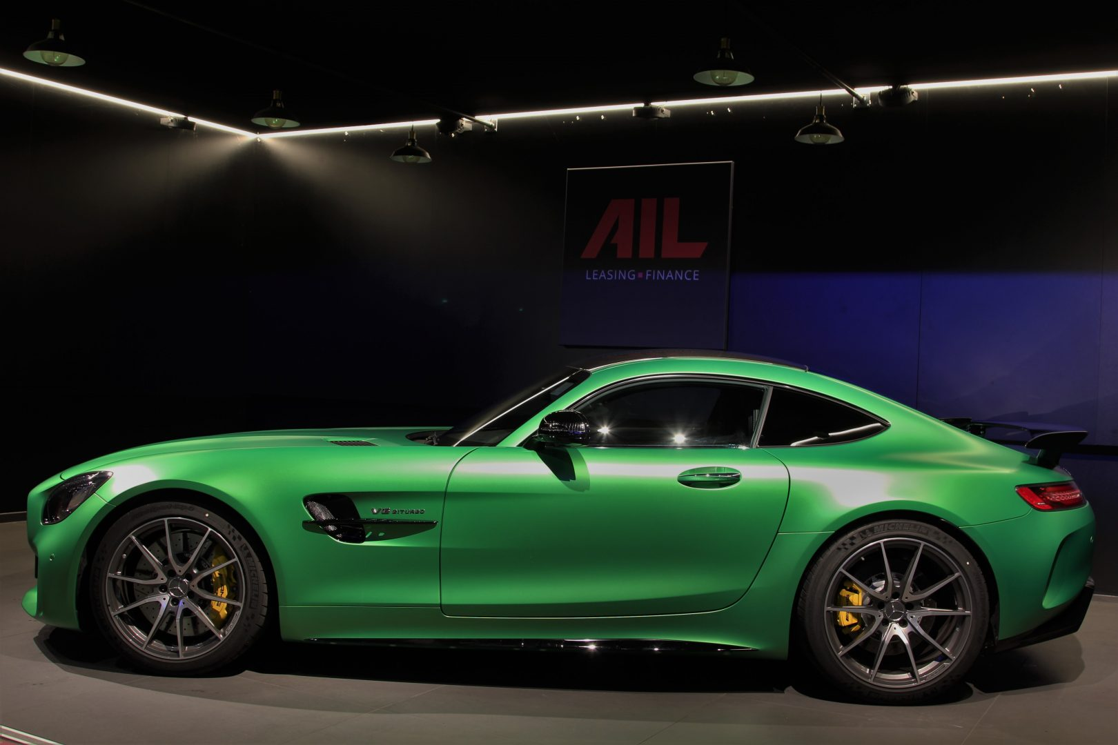 AIL Mercedes-Benz AMG GT R Coupe Performance Carbon Burmester  3