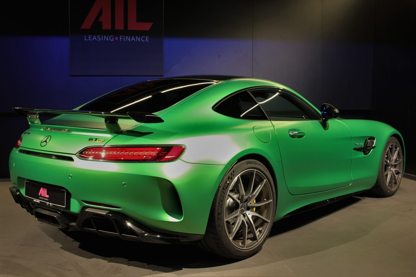 AIL Mercedes-Benz AMG GT R Coupe Performance Carbon Burmester  1