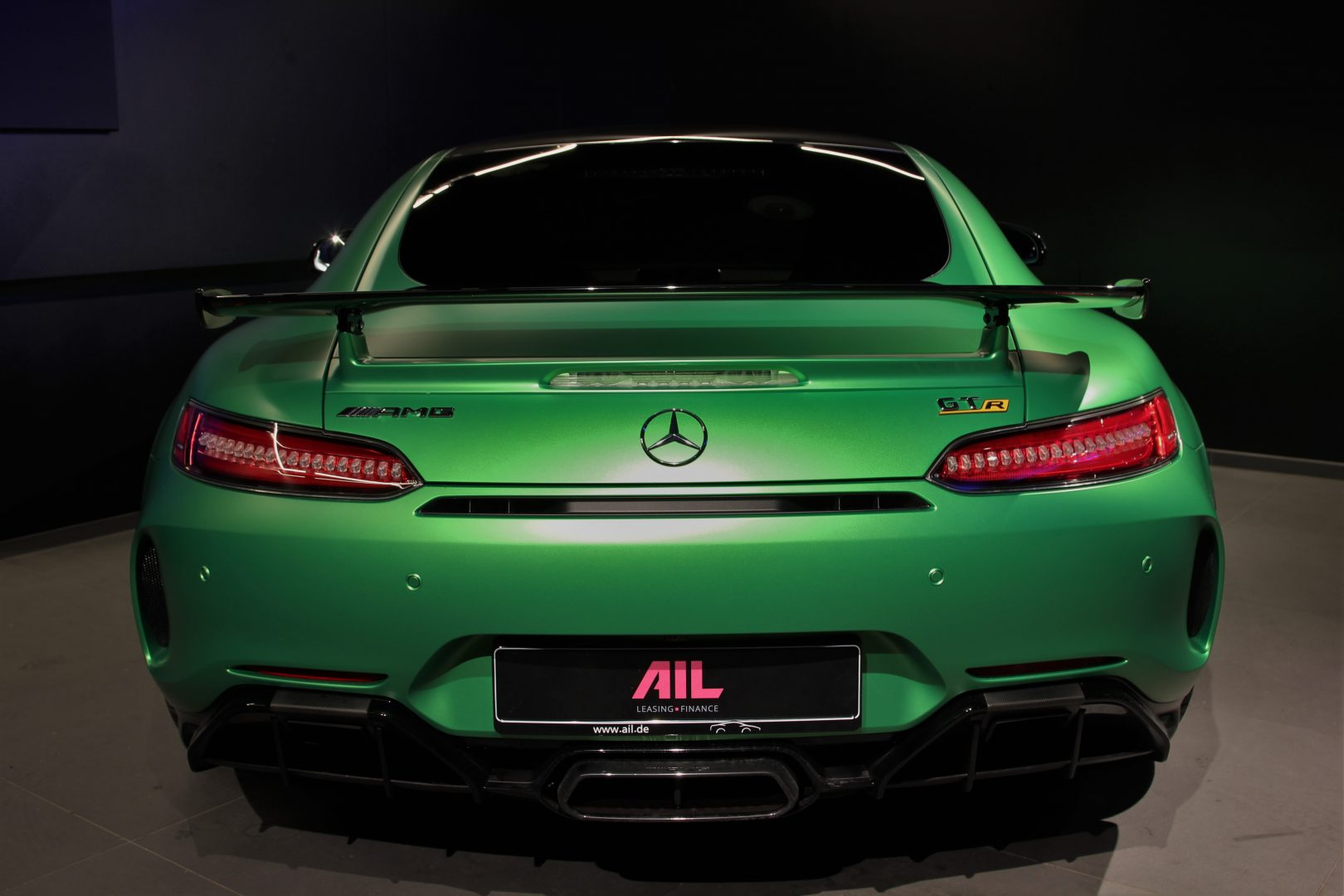 AIL Mercedes-Benz AMG GT R Coupe Performance Carbon Burmester  13