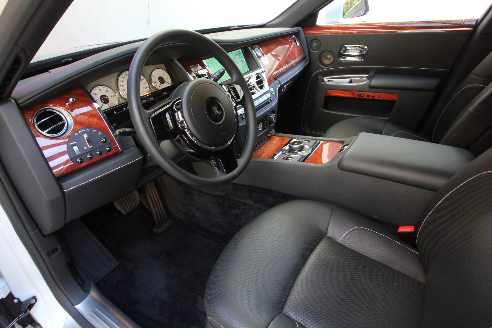 AIL Rolls Royce Ghost Alpine Trial 3