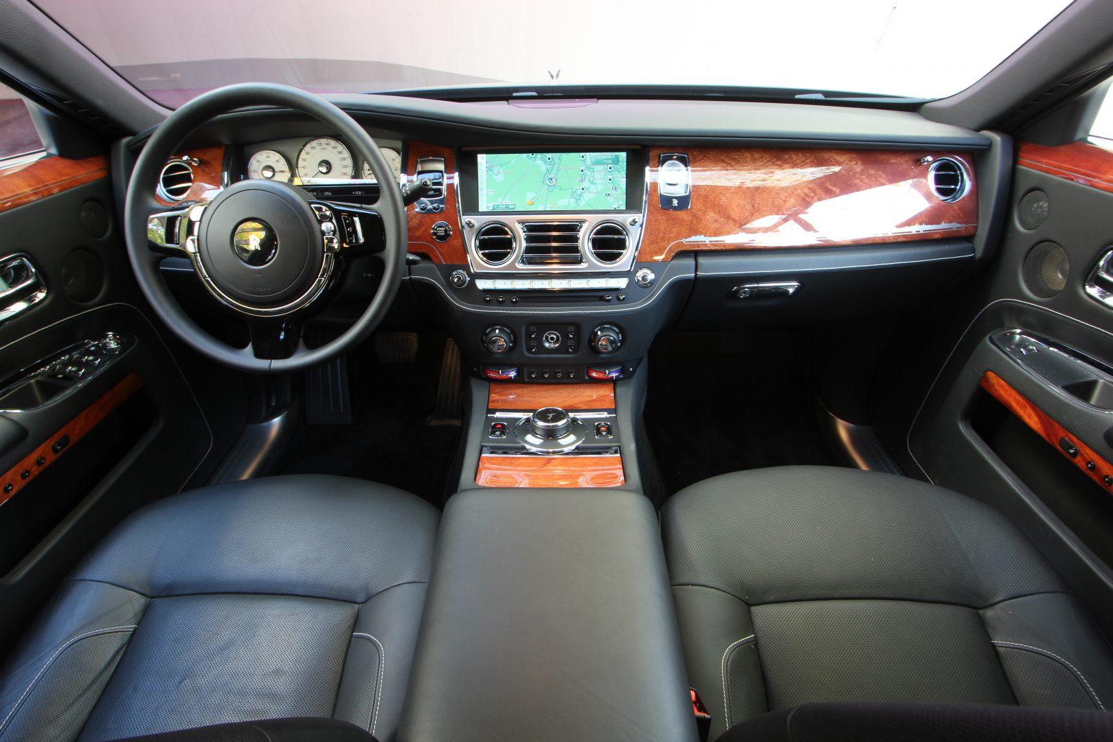 AIL Rolls Royce Ghost Alpine Trial 12