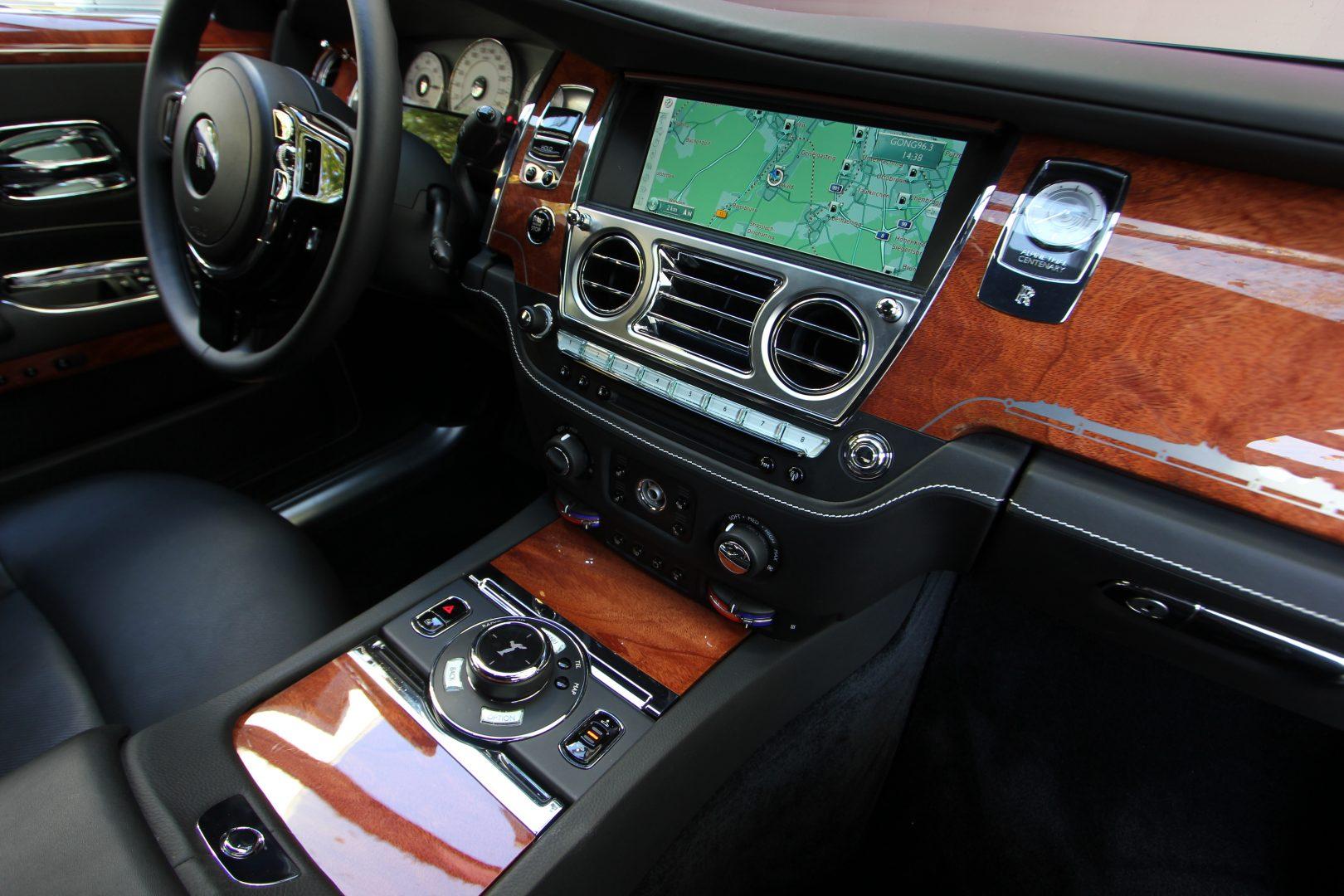 AIL Rolls Royce Ghost Alpine Trial 10