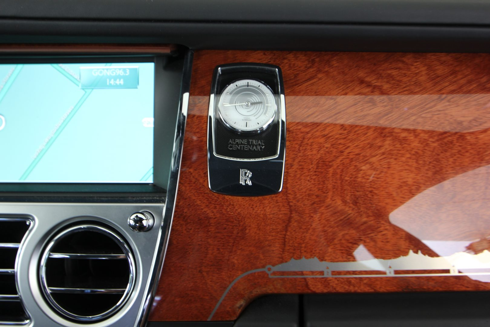 AIL Rolls Royce Ghost Alpine Trial 1