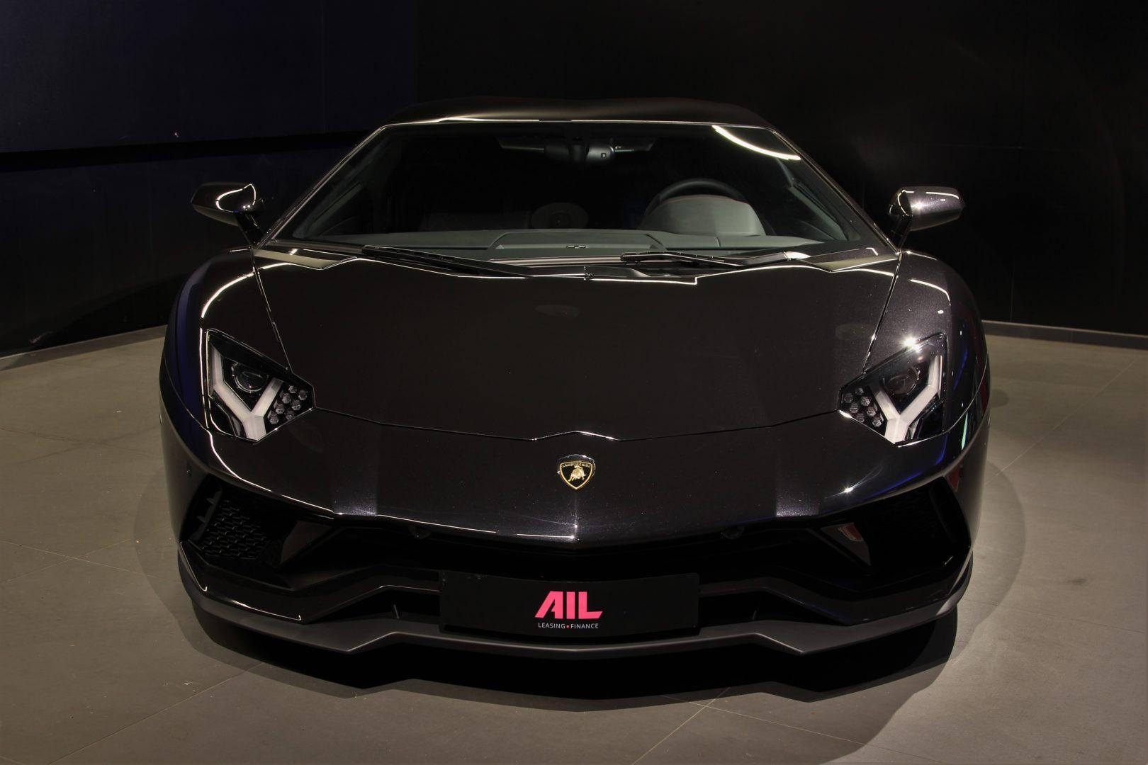 AIL Lamborghini Aventador S LP740-4 Branding Paket  3