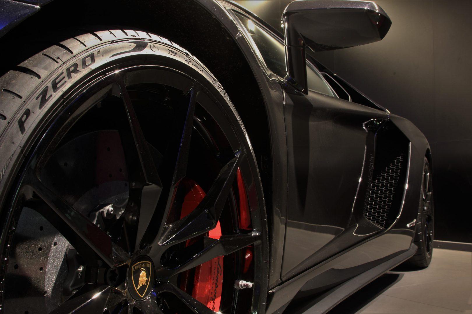 AIL Lamborghini Aventador S LP740-4 Branding Paket  5