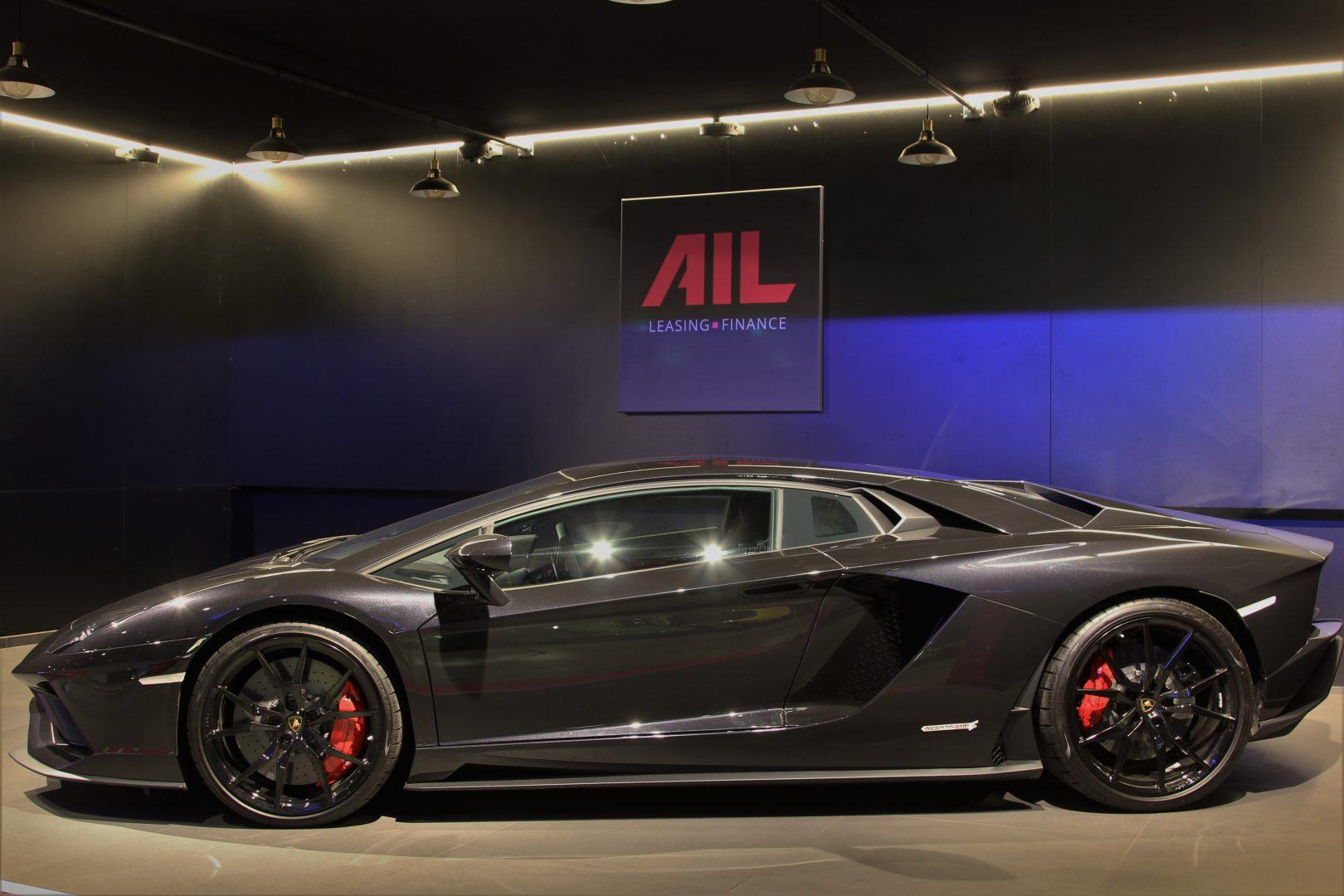 AIL Lamborghini Aventador S LP740-4 Branding Paket  9