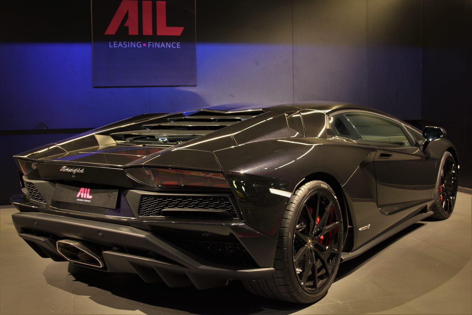 AIL Lamborghini Aventador S LP740-4 Branding Paket  7