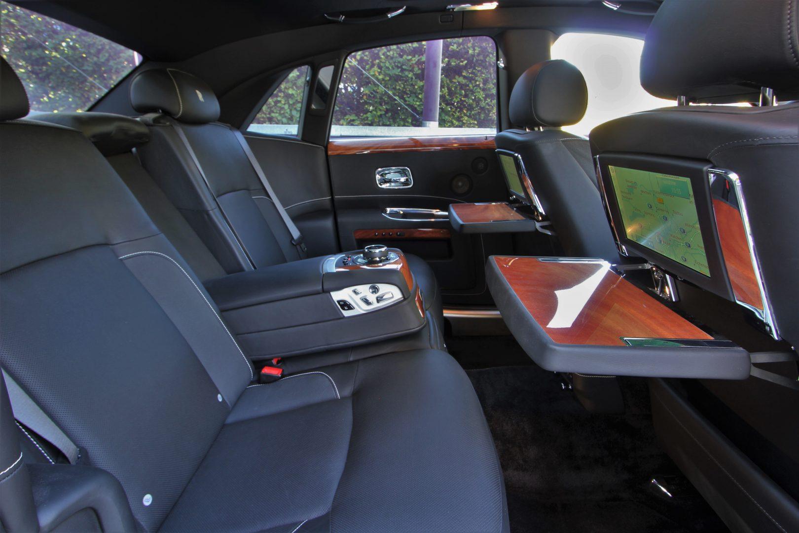 AIL Rolls Royce Ghost Alpine Trial 11