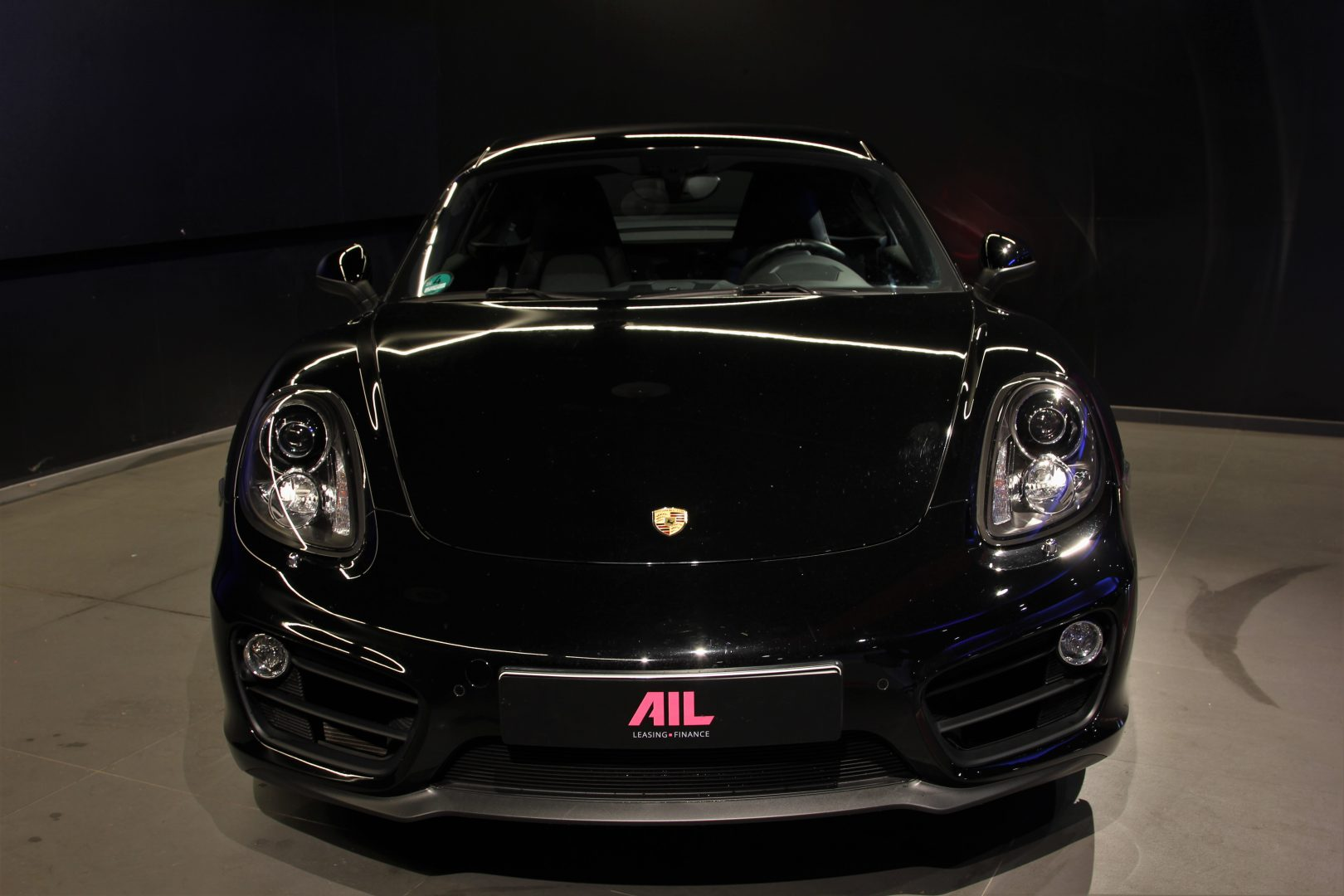 AIL Porsche Cayman Black Edition Approved Sound-Package-Plus 5