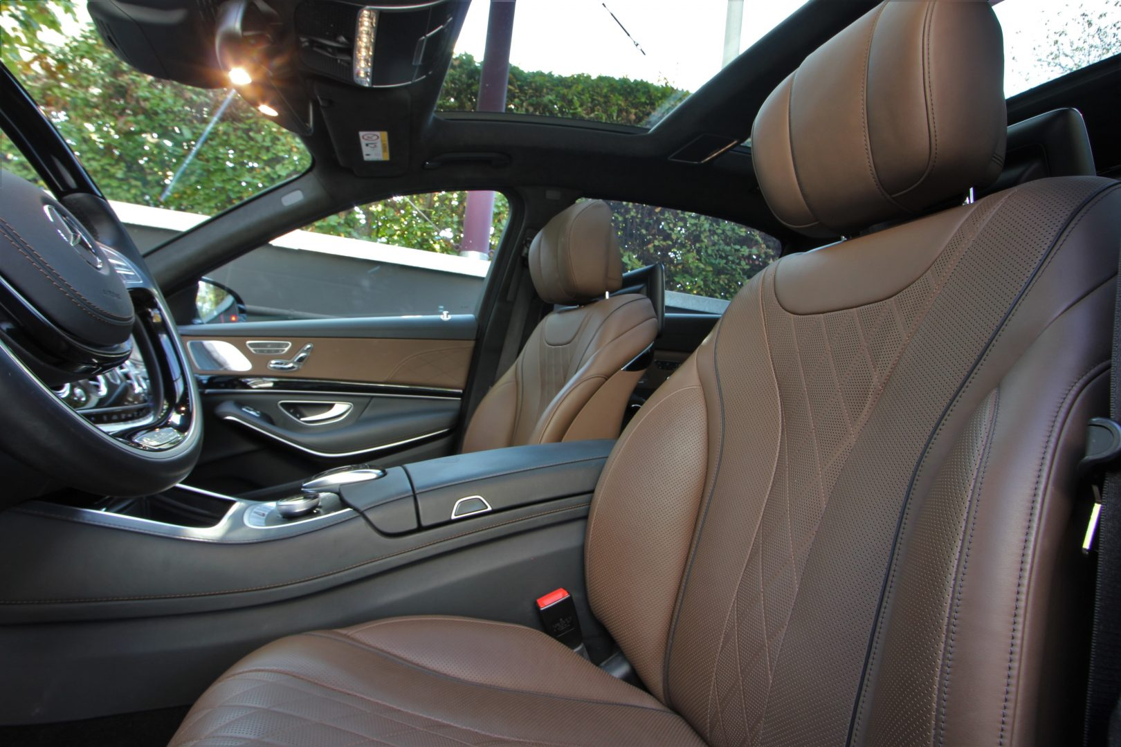 AIL Mercedes-Benz S 500 Maybach First-Class Fond RSE 4