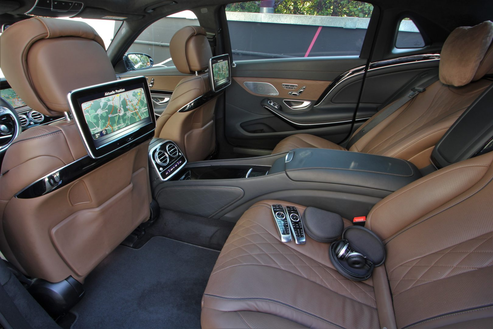 AIL Mercedes-Benz S 500 Maybach First-Class Fond RSE 3