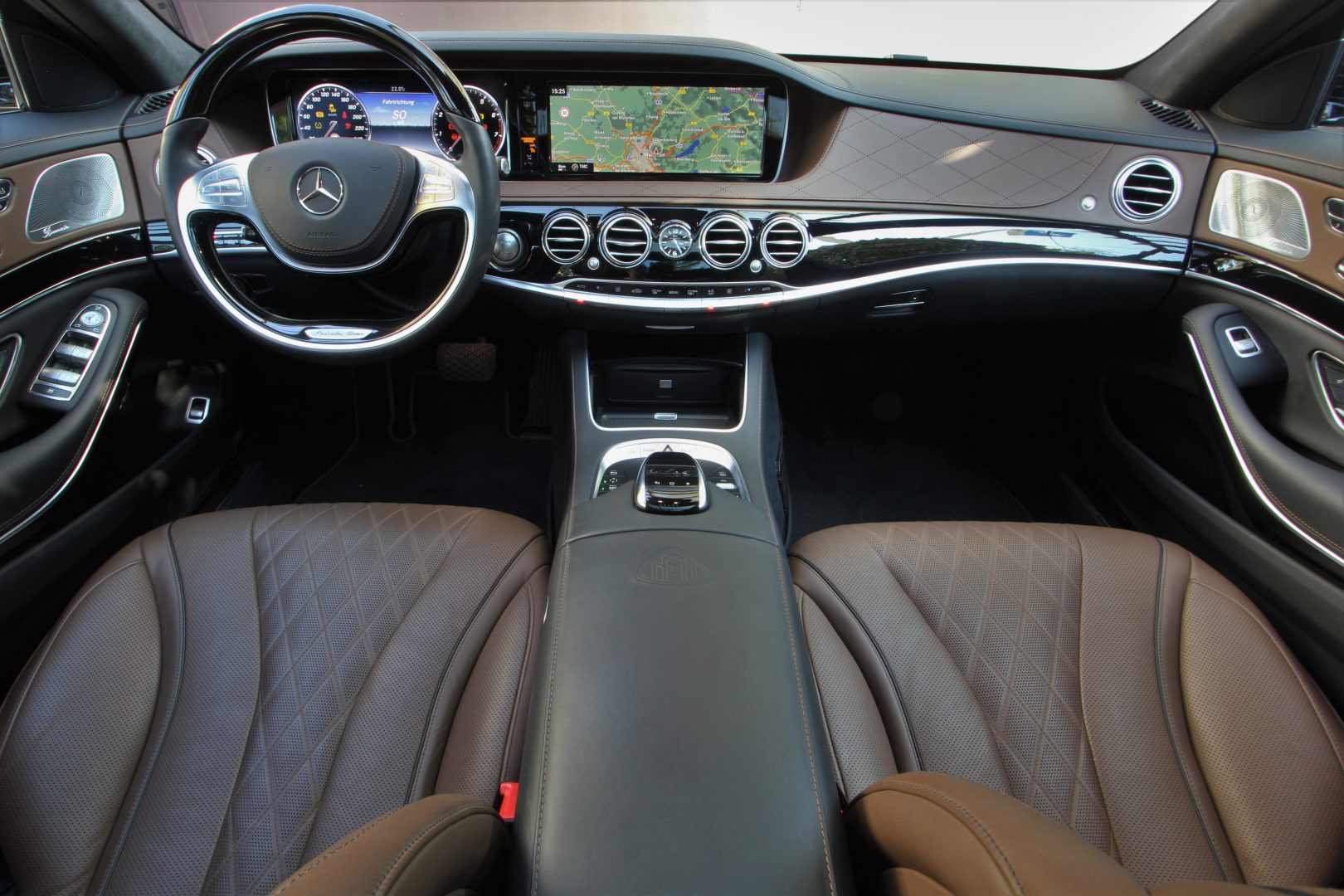 AIL Mercedes-Benz S 500 Maybach First-Class Fond RSE 1