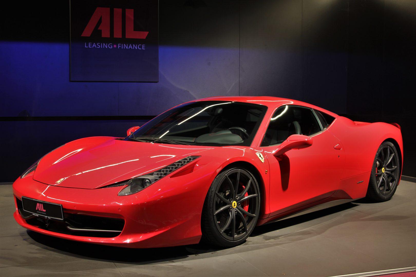 AIL Ferrari 458 Italia 12