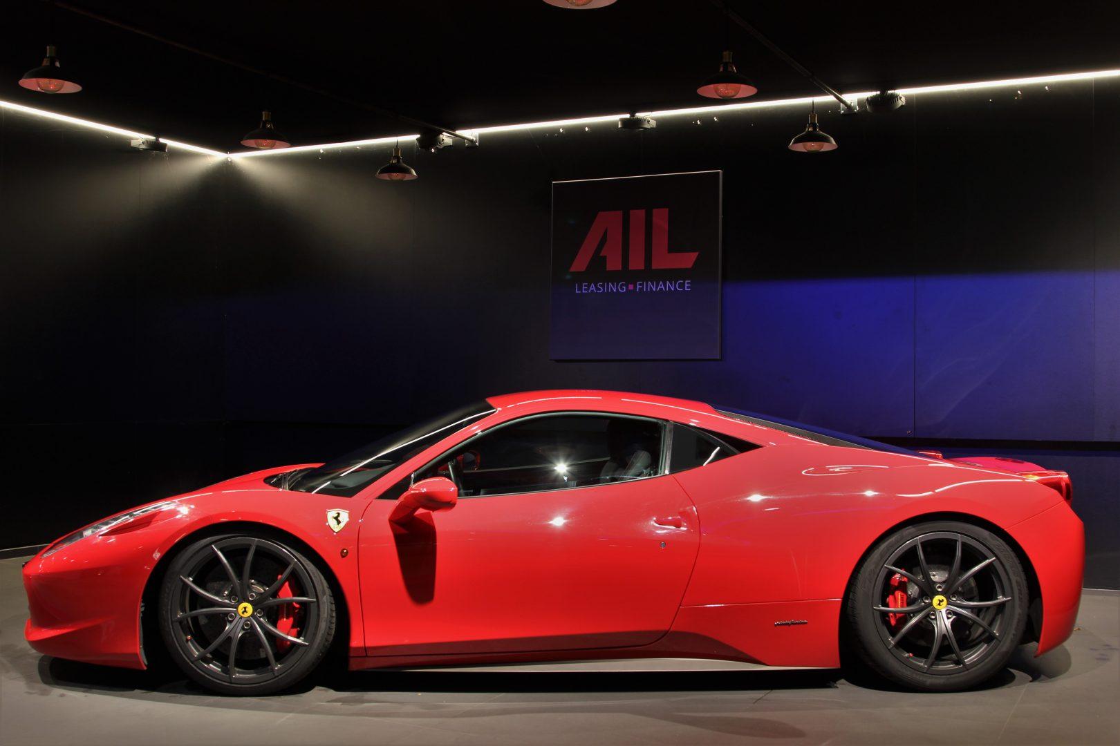 AIL Ferrari 458 Italia 7