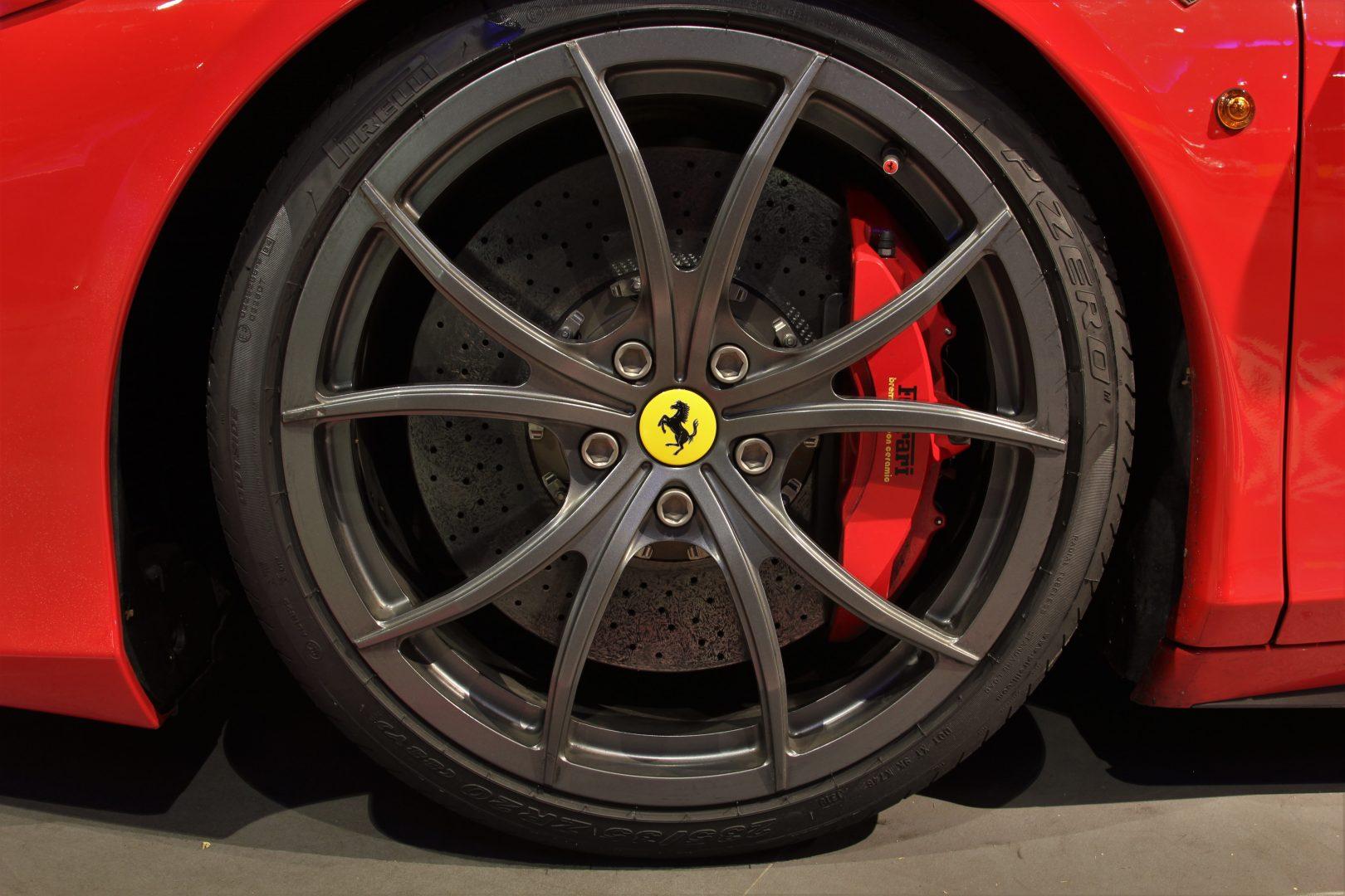 AIL Ferrari 458 Italia 11
