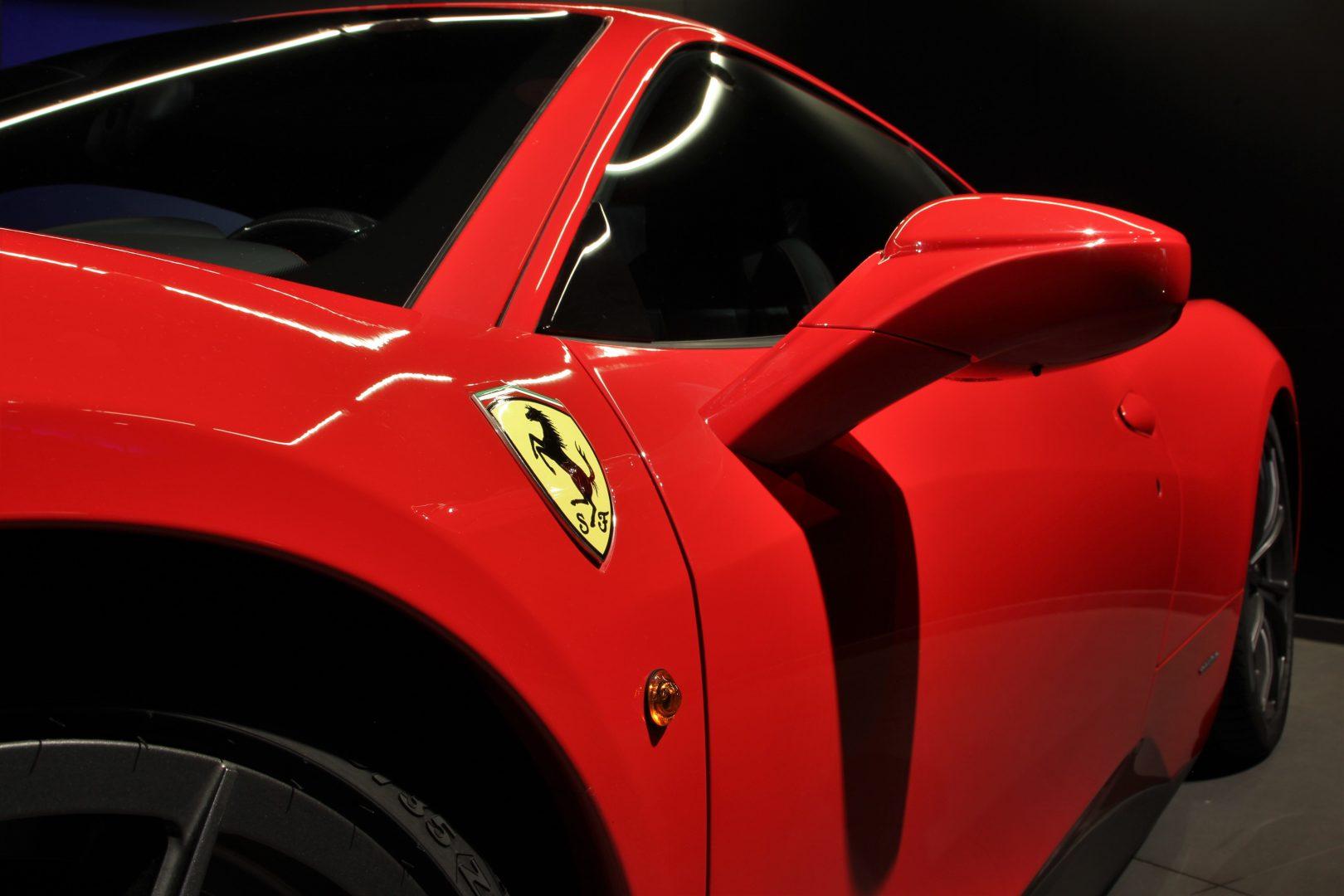AIL Ferrari 458 Italia 3