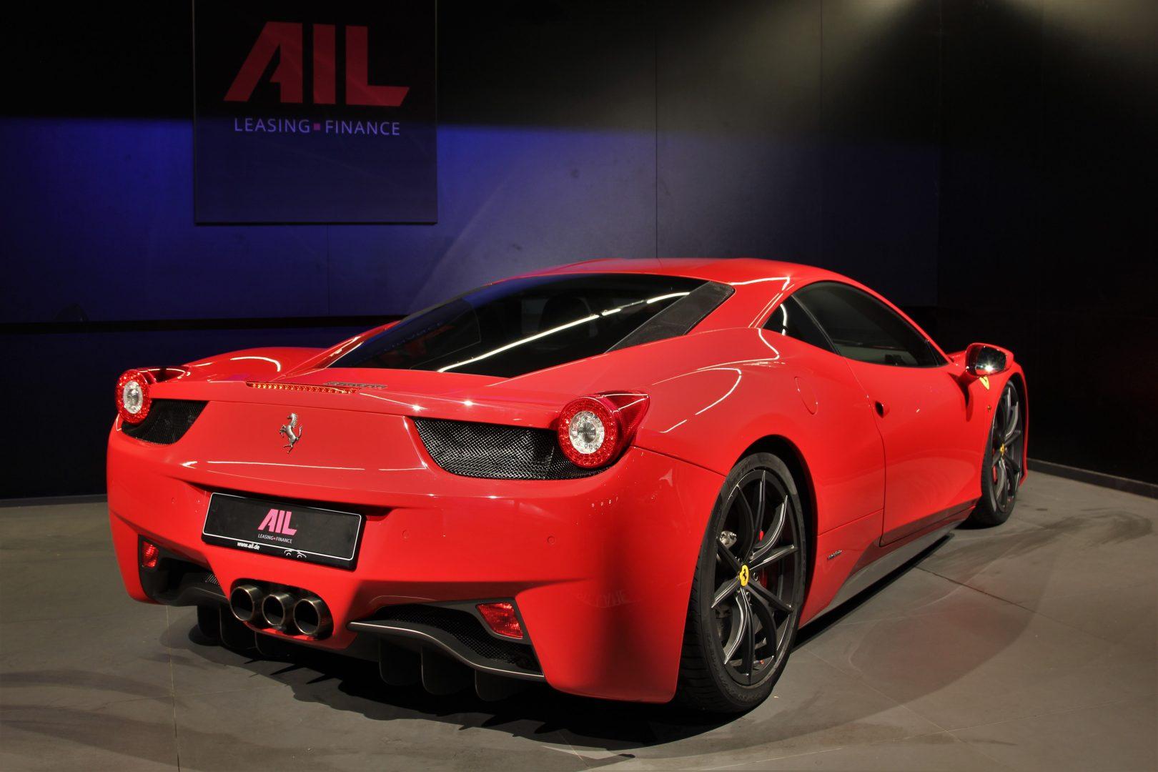 AIL Ferrari 458 Italia 5