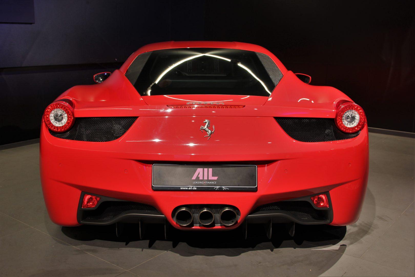AIL Ferrari 458 Italia 1