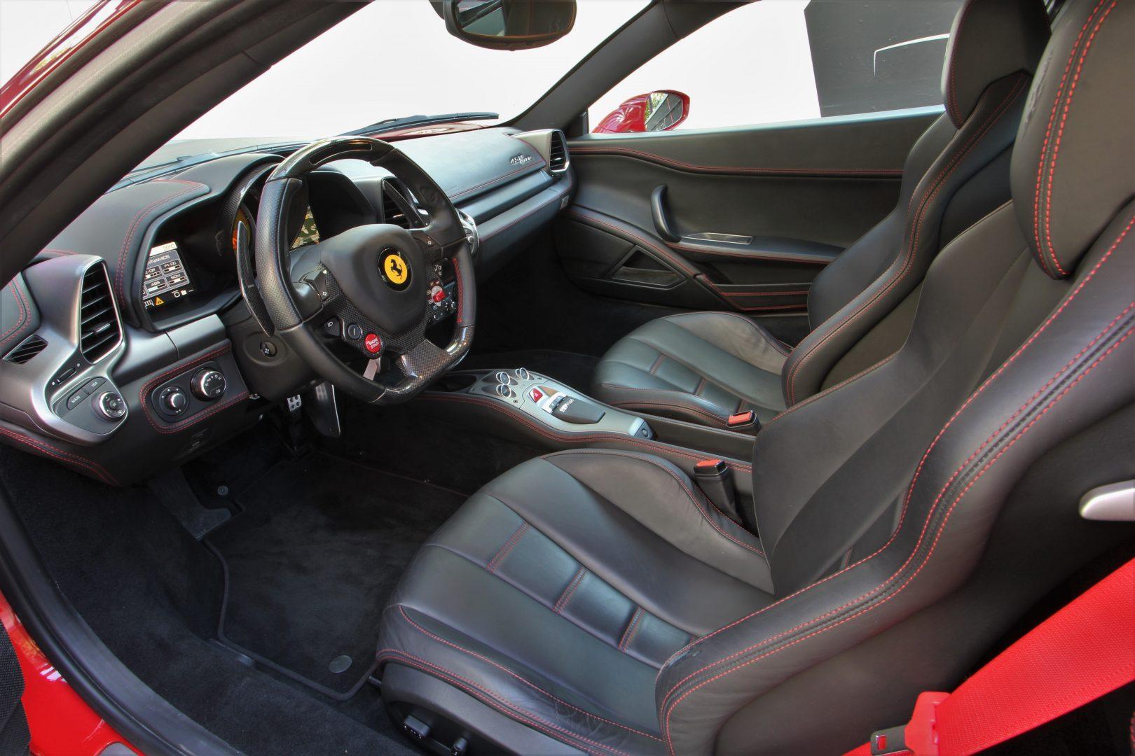 AIL Ferrari 458 Italia 9