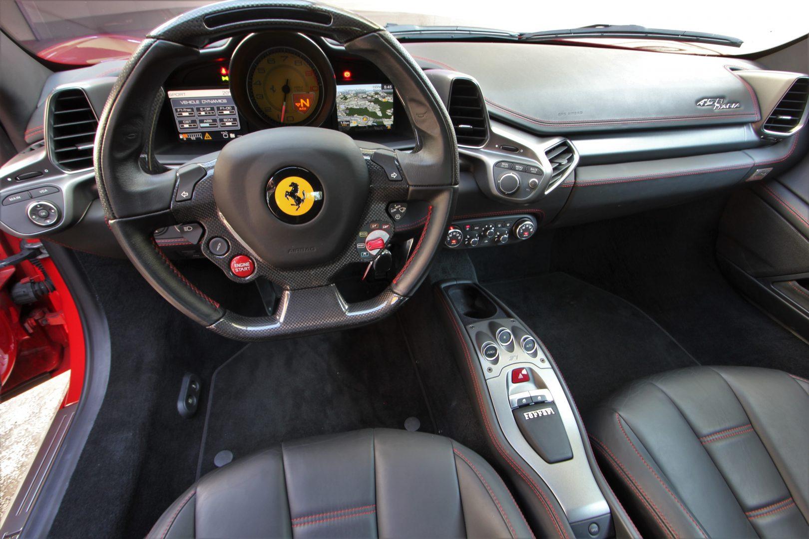 AIL Ferrari 458 Italia 4