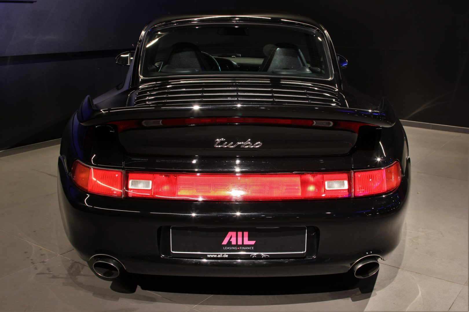 AIL Porsche 993 Turbo Carbon Paket  9