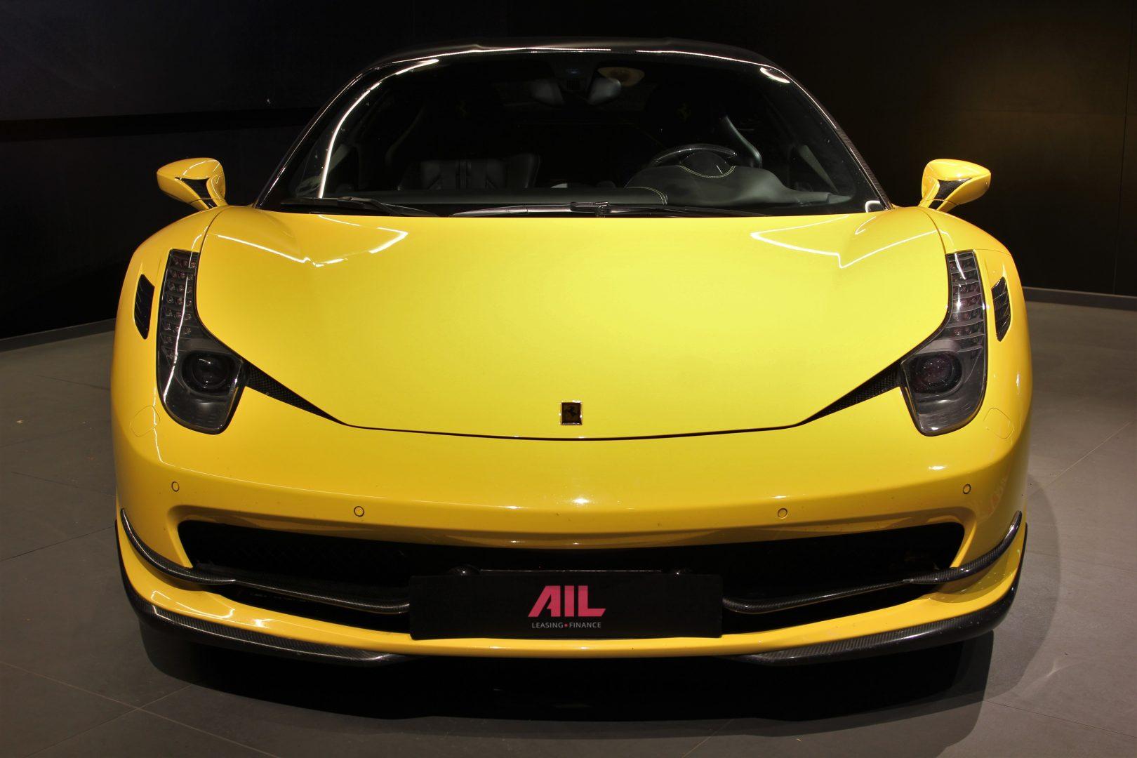 AIL Ferrari 458 Italia Novitec Lift 11