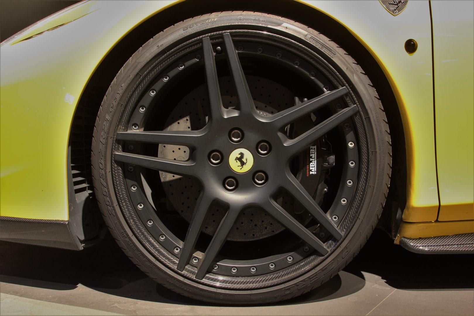 AIL Ferrari 458 Italia Novitec Lift 8