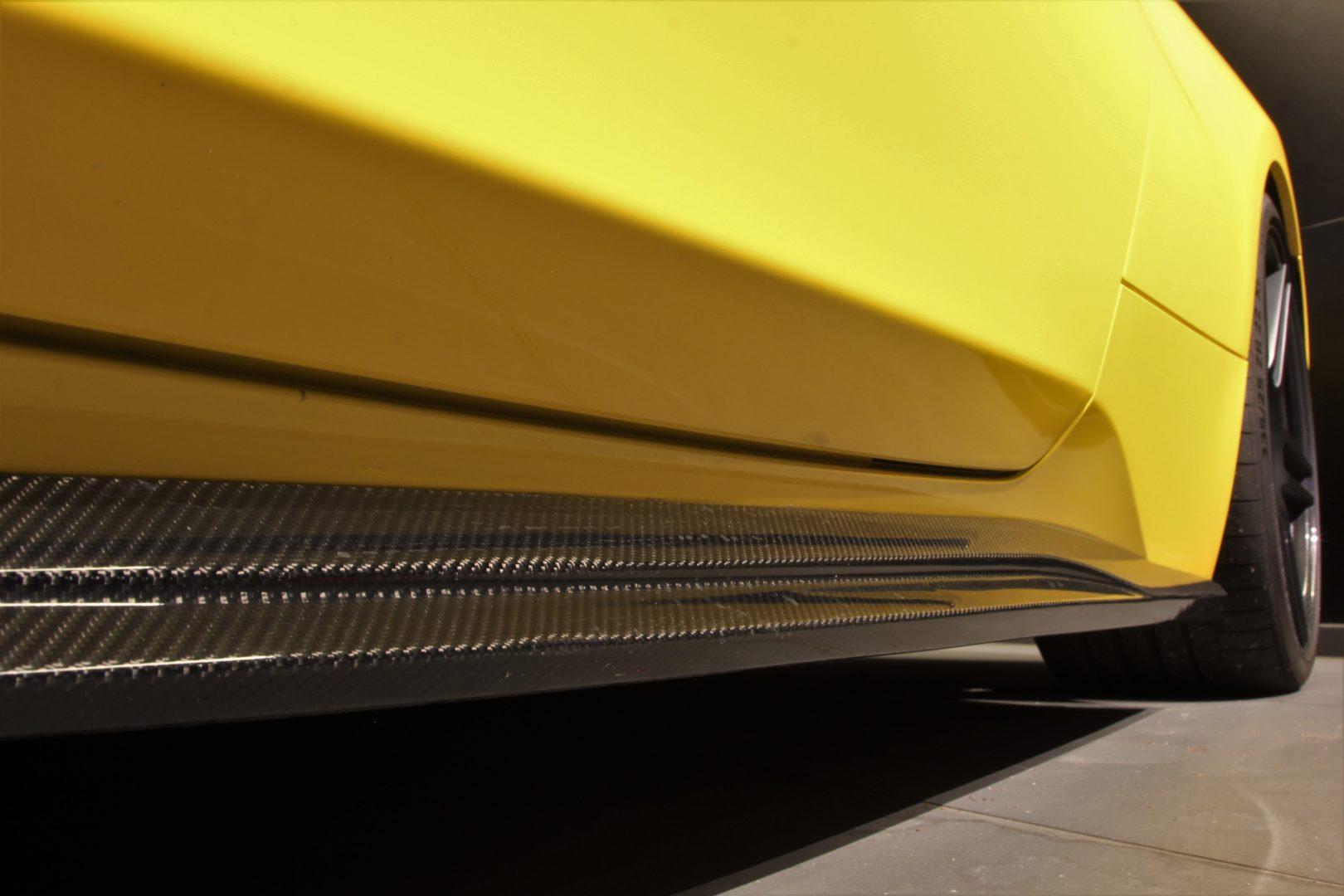 AIL Ferrari 458 Italia Novitec Lift 7