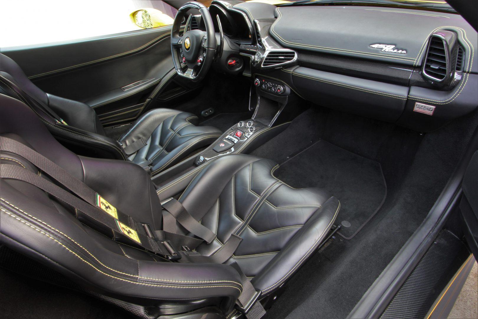 AIL Ferrari 458 Italia Novitec Lift 5