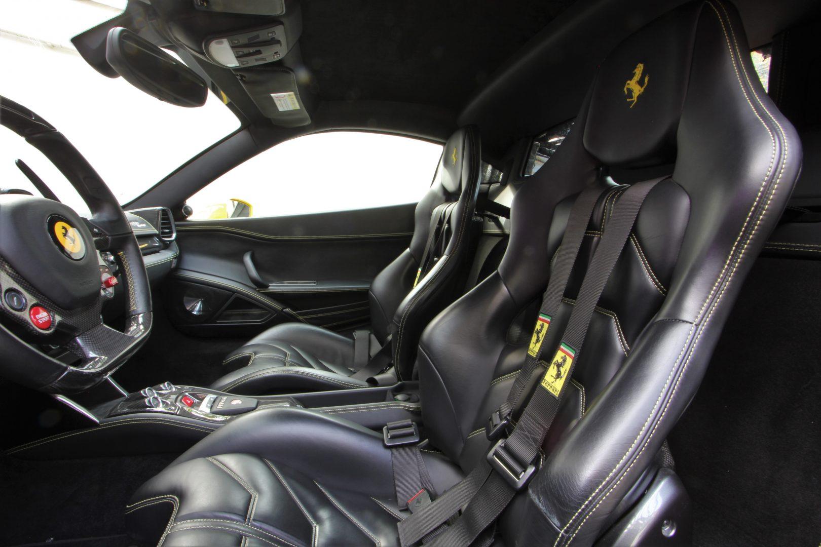 AIL Ferrari 458 Italia Novitec Lift 1