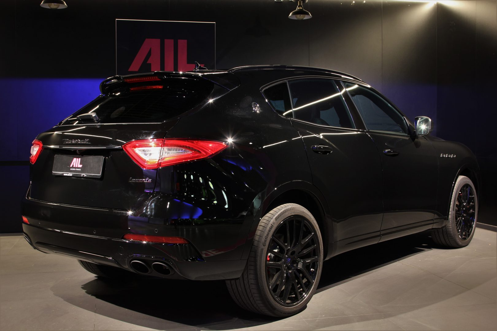 AIL Maserati Levante S Gransport Panorama Harman Kardon 3