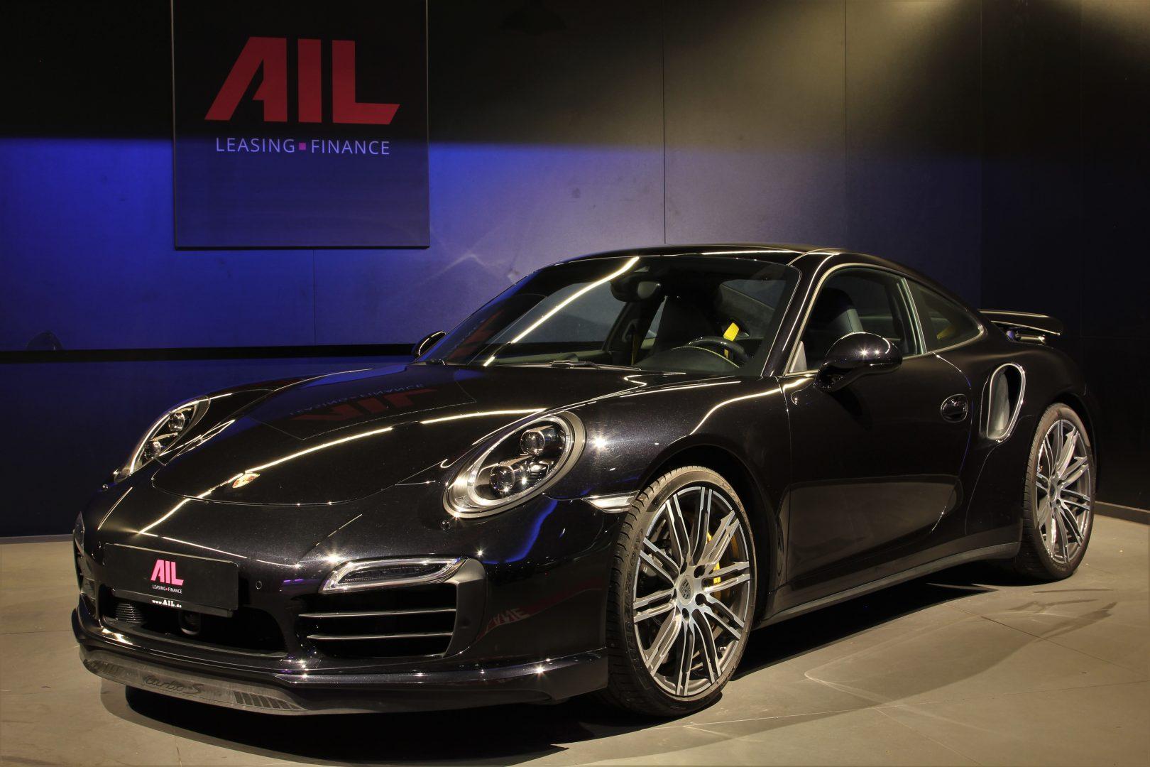 AIL Porsche 911 991 Turbo S Carbon Paket PCCB 13