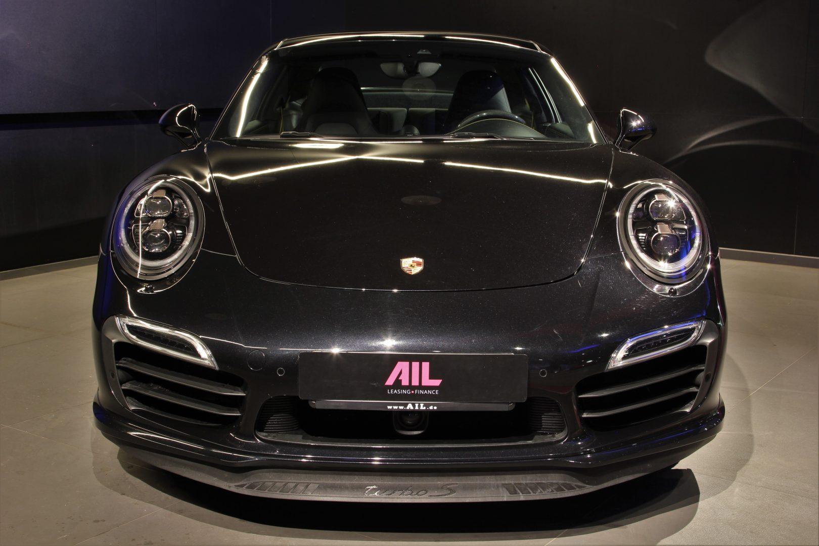AIL Porsche 911 991 Turbo S Carbon Paket PCCB 7