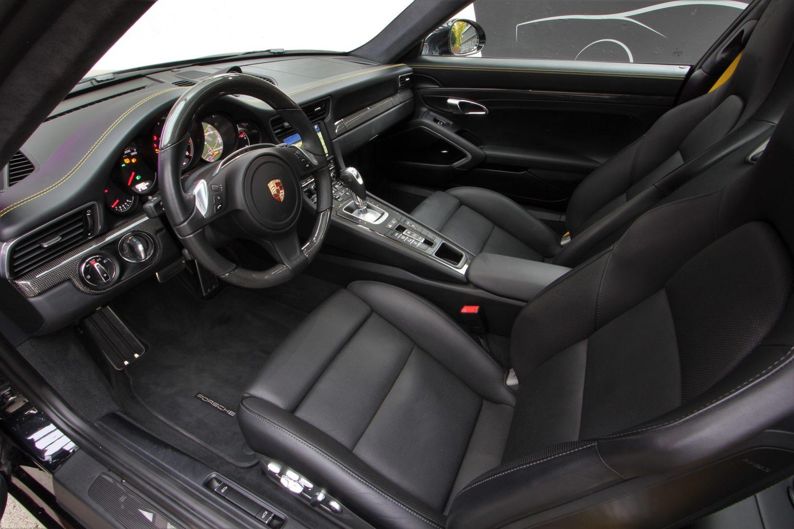 AIL Porsche 911 991 Turbo S Carbon Paket PCCB 9