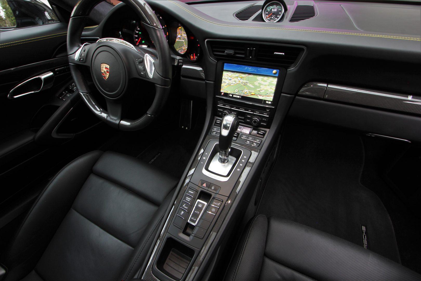 AIL Porsche 911 991 Turbo S Carbon Paket PCCB 5