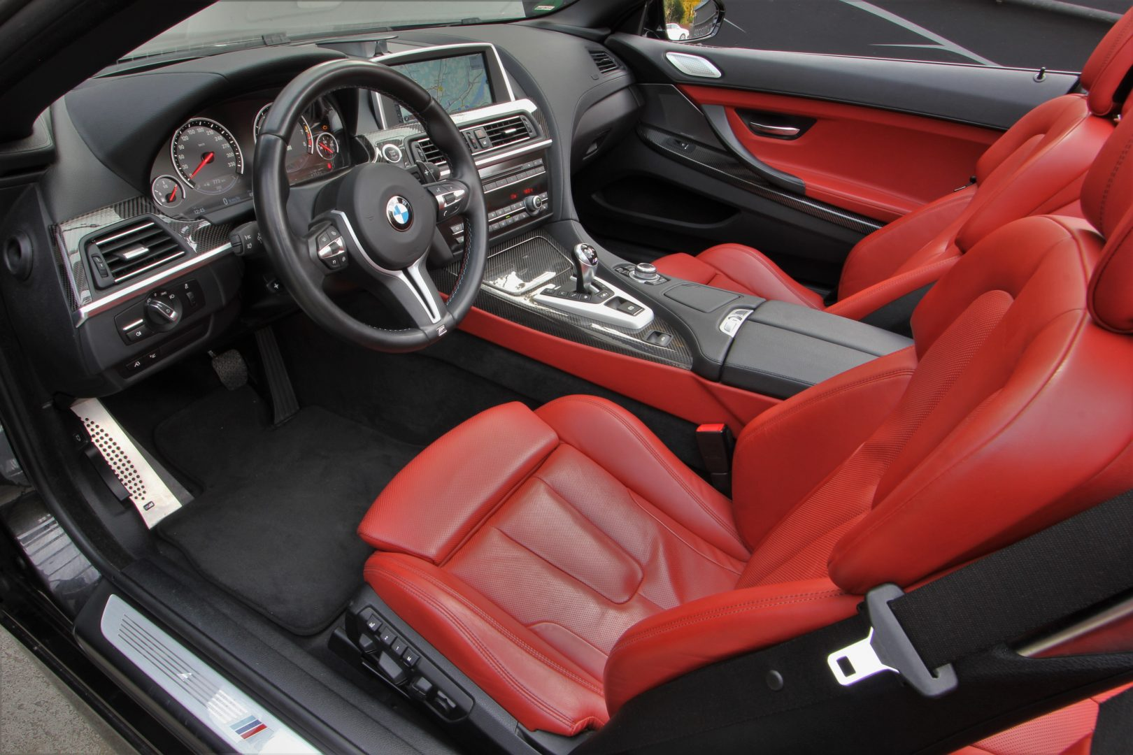 AIL BMW M6 Cabrio  1
