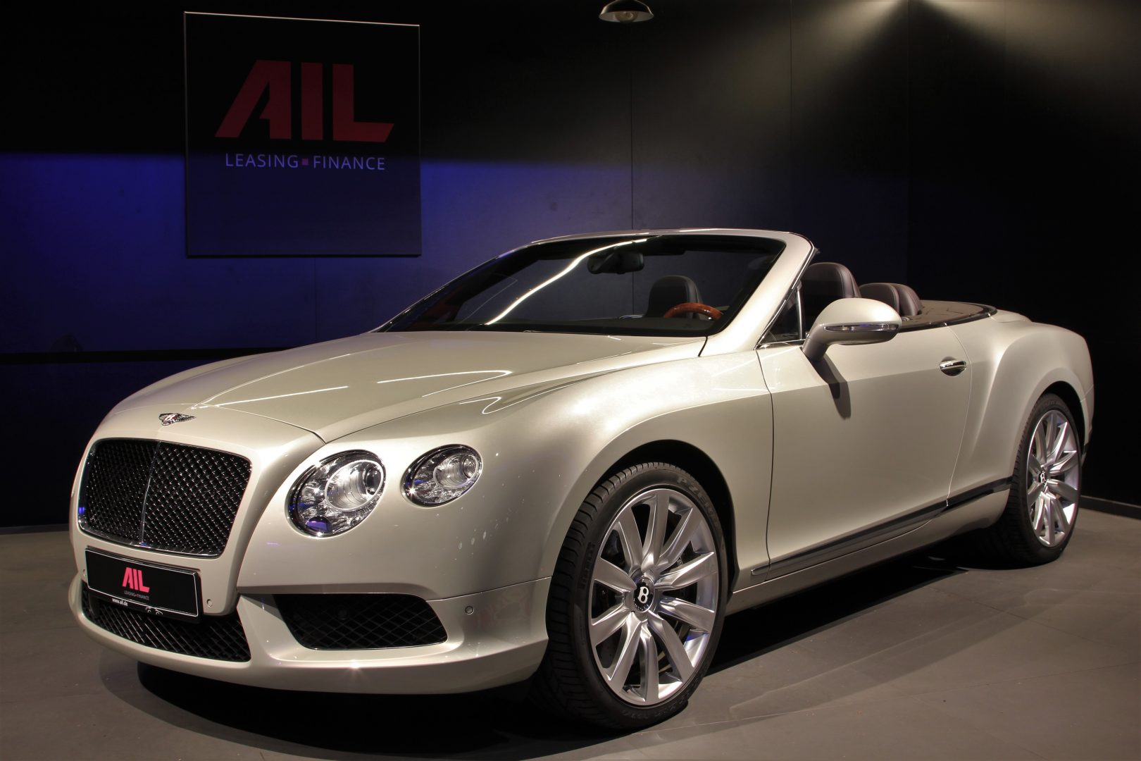 AIL Bentley Continental GTC V8 Mulliner  10