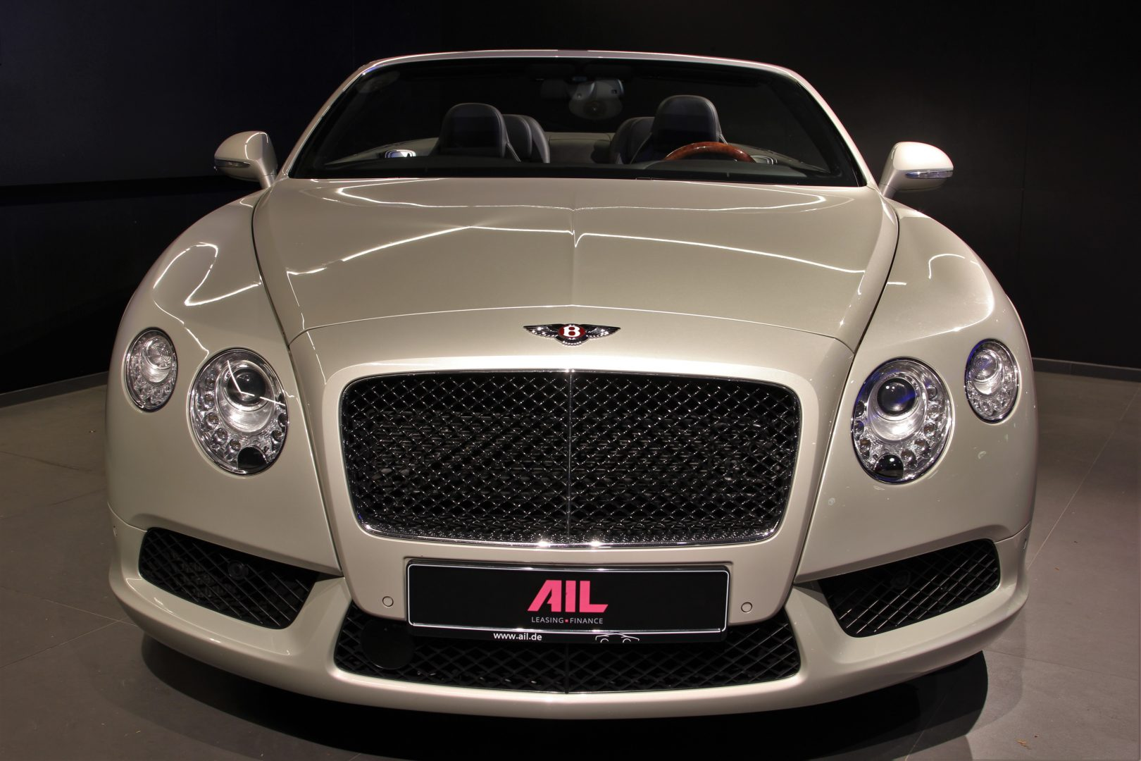 AIL Bentley Continental GTC V8 Mulliner  13