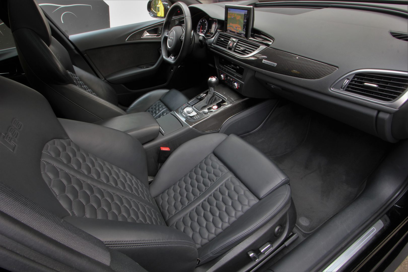 AIL Audi RS6 Avant Performance 4.0 TFSI Carbon Paket  7