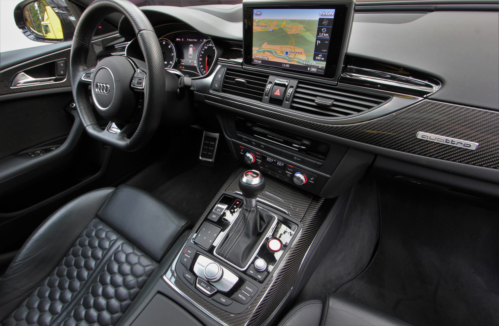 AIL Audi RS6 Avant Performance 4.0 TFSI Carbon Paket  9