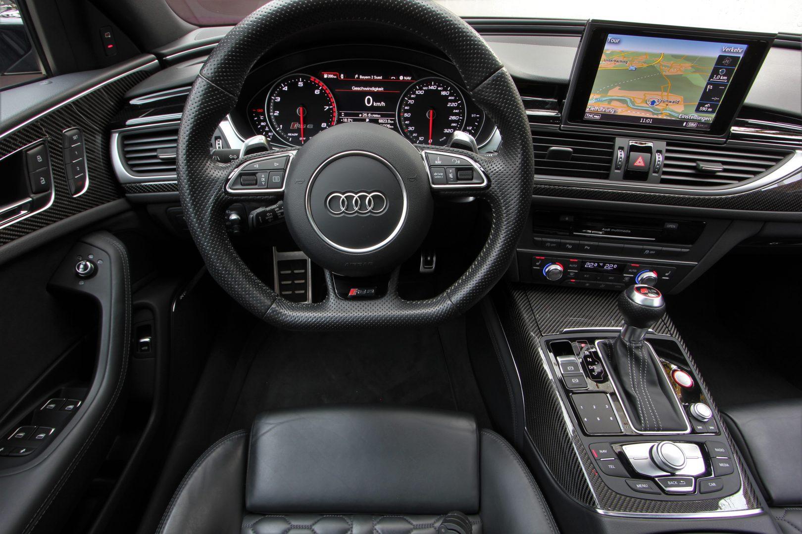 AIL Audi RS6 Avant Performance 4.0 TFSI Carbon Paket  11