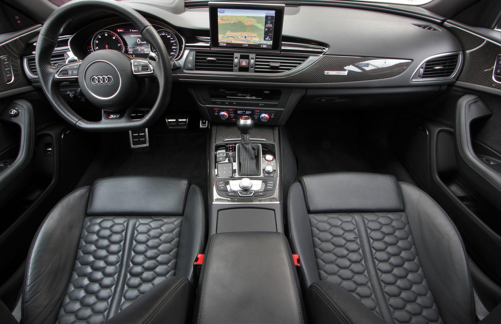 AIL Audi RS6 Avant Performance 4.0 TFSI Carbon Paket  13