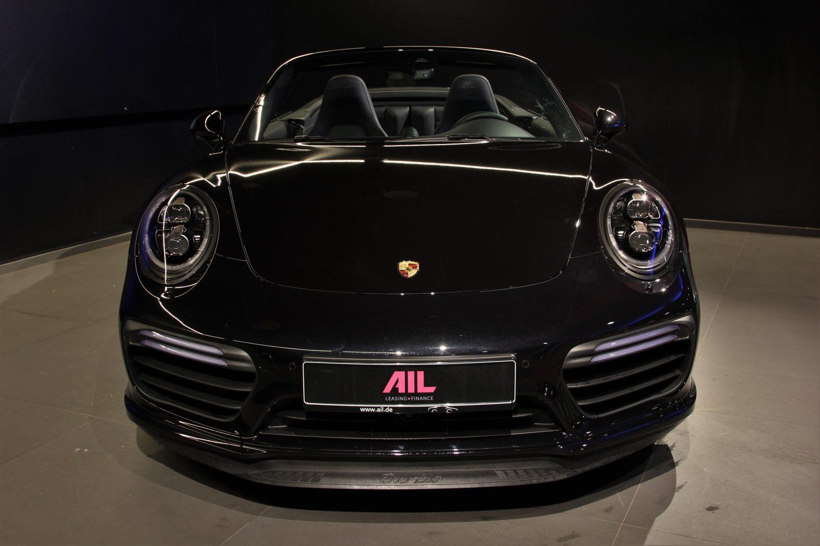 AIL Porsche 991 Turbo Lift LED DAB 7