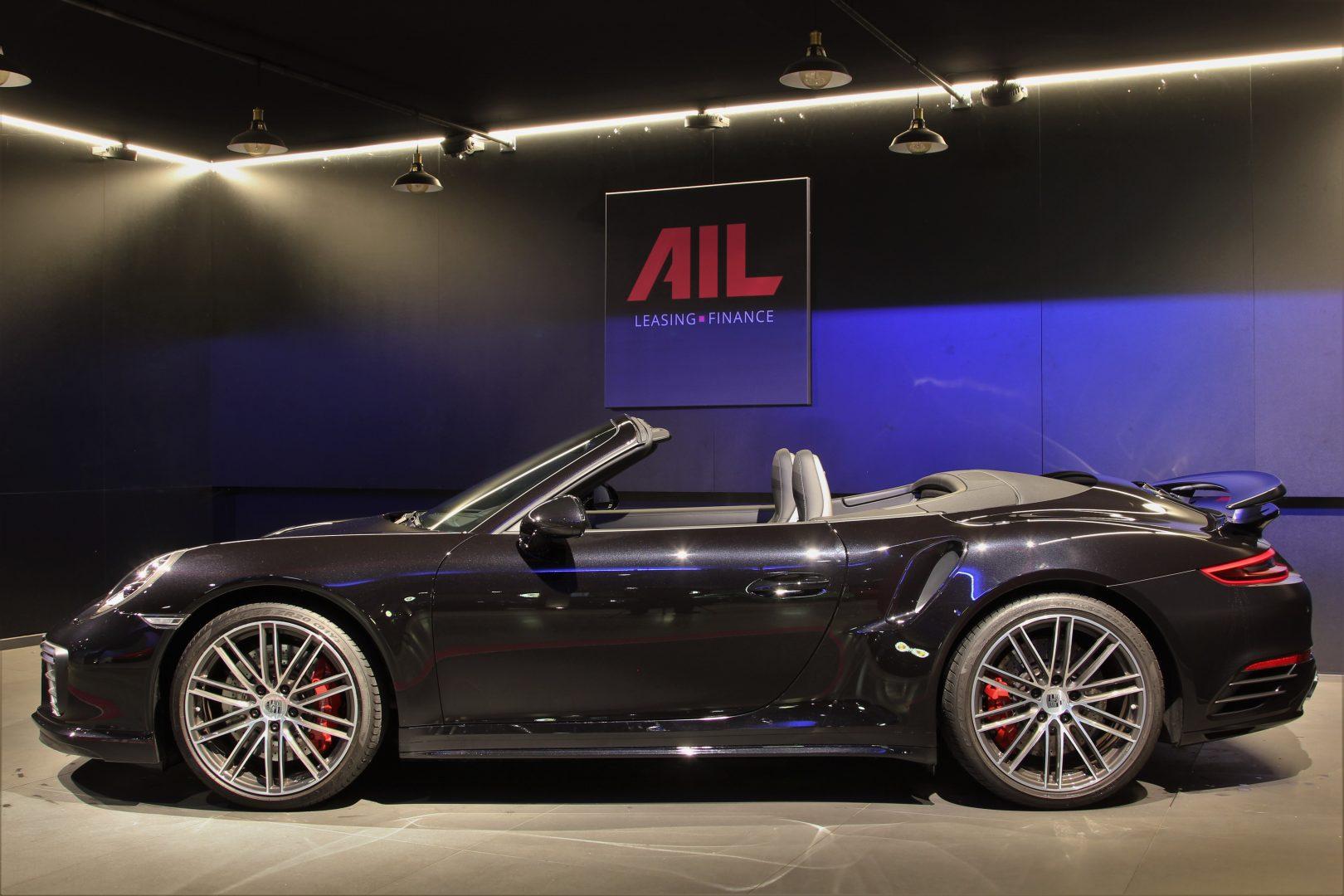 AIL Porsche 991 Turbo Lift LED DAB 5