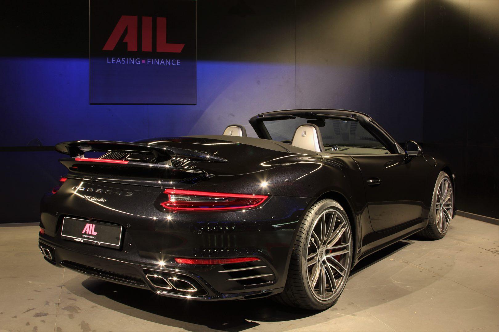 AIL Porsche 991 Turbo Lift LED DAB 1