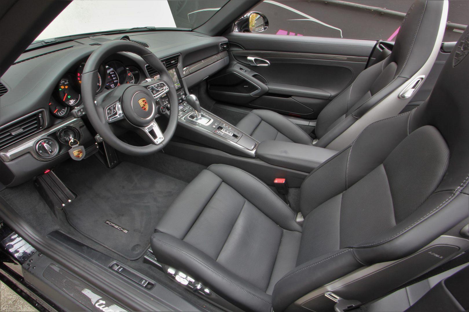 AIL Porsche 991 Turbo Lift LED DAB 4