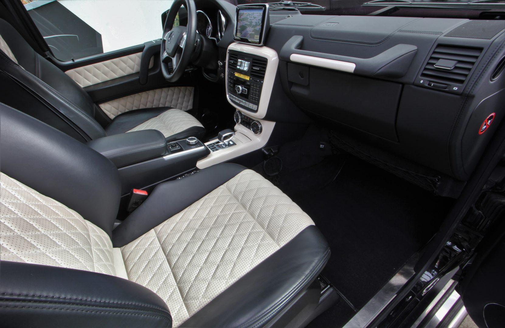 AIL Mercedes-Benz G 63 AMG Designo Exklusiv 1