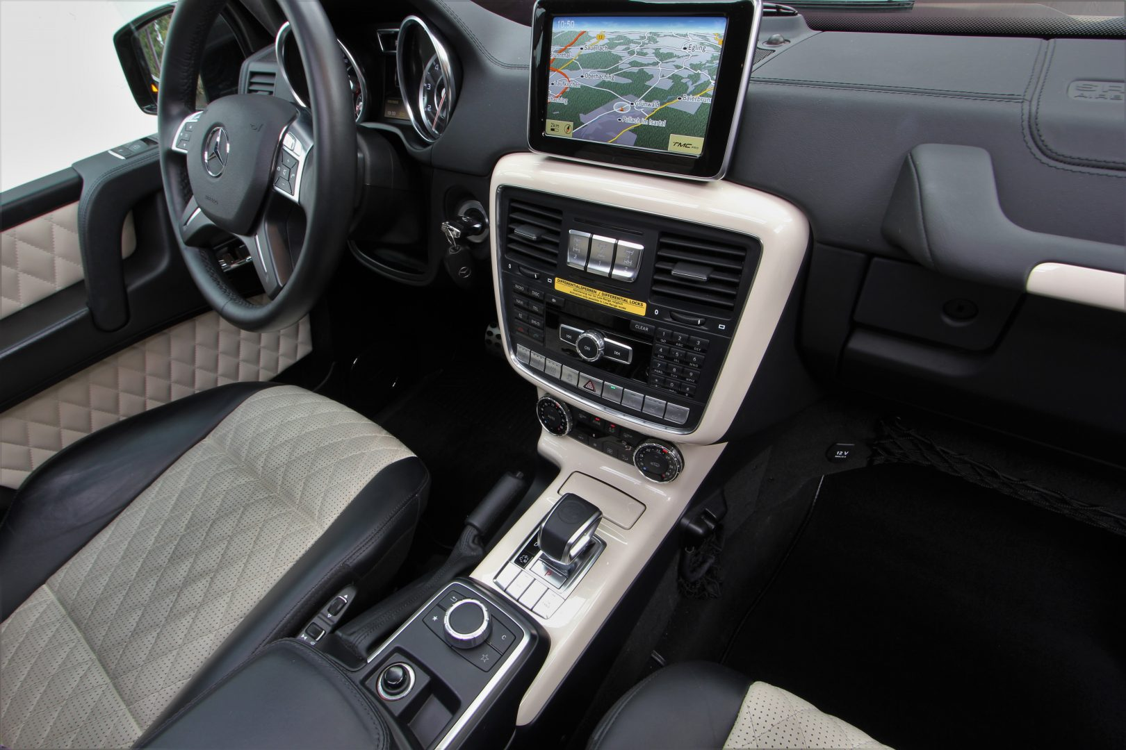 AIL Mercedes-Benz G 63 AMG Designo Exklusiv 8