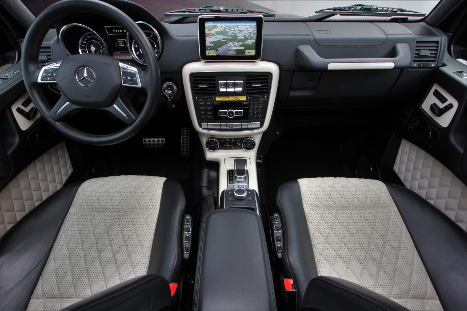 AIL Mercedes-Benz G 63 AMG Designo Exklusiv 3