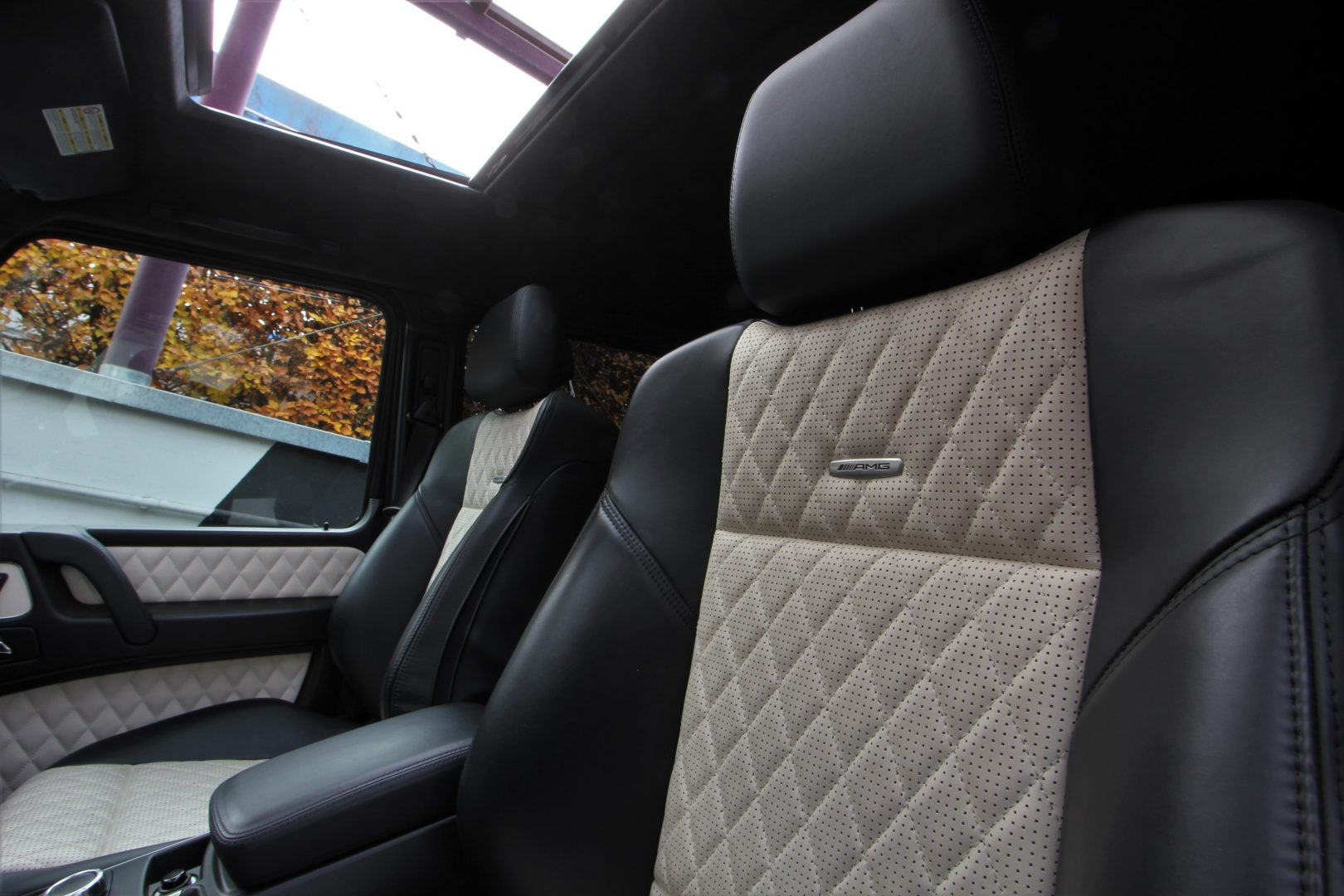 AIL Mercedes-Benz G 63 AMG Designo Exklusiv 12